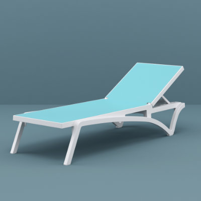 Siesta ISP089 - Pacific Chaise Lounge