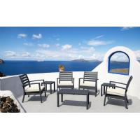 Artemis XL Outdoor Club Chair Dove Gray ISP004-DVR - 10