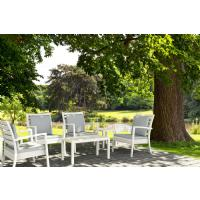 Artemis XL Outdoor Club Chair White ISP004-WHI - 15