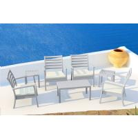 Artemis XL Outdoor Club Chair White ISP004-WHI - 20