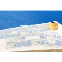 Artemis XL Outdoor Club Chair White ISP004-WHI - 21