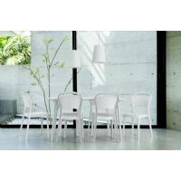 Bo Polycarbonate Dining Chair Transparent Clear ISP005-TCL - 7