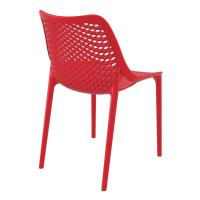 Air Outdoor Dining Chair Red ISP014-RED - 2