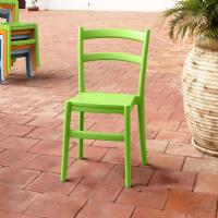 Tiffany Cafe Dining Chair Green ISP018-TRG - 5