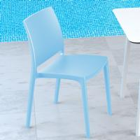 Maya Dining Chair Blue ISP025-LBL - 3