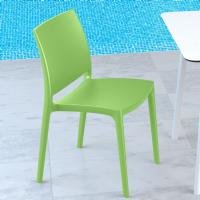 Maya Dining Chair Tropical Green ISP025-TRG - 4