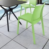 Maya Dining Chair Tropical Green ISP025-TRG - 5
