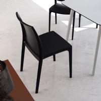 Maya Dining Chair Silver ISP025-SIL - 6