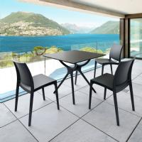 Maya Dining Chair Silver ISP025-SIL - 7