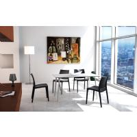 Maya Dining Chair Silver ISP025-SIL - 9