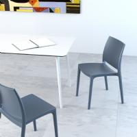Maya Dining Chair Silver ISP025-SIL - 11