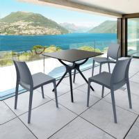 Maya Dining Chair Silver ISP025-SIL - 14