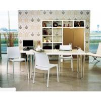 Maya Dining Chair Silver ISP025-SIL - 23