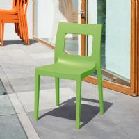 Lucca Dining Chair Tropical Green ISP026-TRG - 4