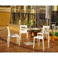 Lucca Dining Chair Silver ISP026-SIL - 8