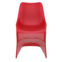Bloom Modern Dining Chair Red ISP048-RED - 2
