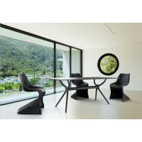Bloom Modern Dining Chair Black ISP048-BLA - 12