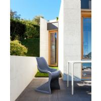 Bloom Modern Dining Chair Black ISP048-BLA - 15
