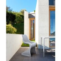 Bloom Modern Dining Chair Black ISP048-BLA - 19