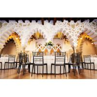 Josephine Wedding Chair White ISP050-WHI - 10