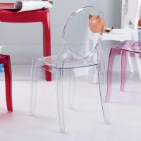 Baby Elizabeth Kids Chair Transparent Clear ISP051-TCL - 5