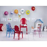 Baby Elizabeth Kids Chair Transparent Blue ISP051-TBLU - 15