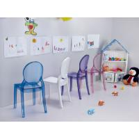 Baby Elizabeth Kids Chair Transparent Blue ISP051-TBLU - 22
