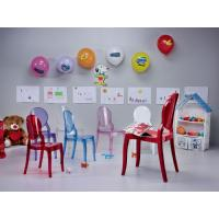 Baby Elizabeth Kids Chair Transparent Violet ISP051-TVIO - 16