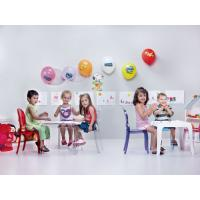 Baby Elizabeth Kids Chair Transparent Violet ISP051-TVIO - 18