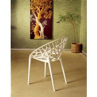 Crystal Polycarbonate Modern Dining Chair Transparent ISP052-TCL - 5
