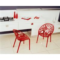 Crystal Polycarbonate Modern Dining Chair Transparent ISP052-TCL - 18
