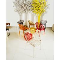 Crystal Polycarbonate Modern Dining Chair Transparent ISP052-TCL - 22