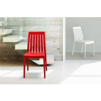 Soho High-Back Dining Chair Red ISP054-RED - 9