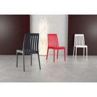 Soho High-Back Dining Chair Red ISP054-RED - 10