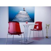 Allegra Indoor Dining Chair Transparent Clear ISP057-TCL - 15