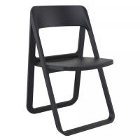 Dream Folding Outdoor Chair Black