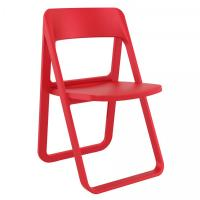 Dream Folding Outdoor Chair Red ISP079-RED