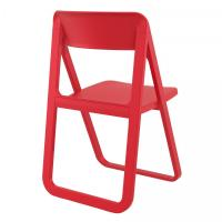 Dream Folding Outdoor Chair Red ISP079-RED - 1