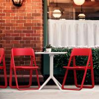 Dream Folding Outdoor Chair Red ISP079-RED - 7