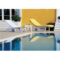 Sundance Pool Chaise Lounge ISP080-WHI - 1