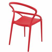 Pia Dining Chair Red ISP086-RED - 2