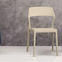 Snow Dining Chair Dove Gray ISP092-DVR - 5