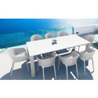 Sky Extendable Dining Set 9 Piece Dove Gray ISP1023S-DVR - 6