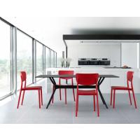 Monna Dining Chair Red ISP127-RED - 10