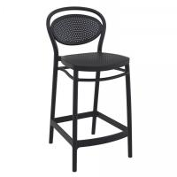 Marcel Counter Stool Black ISP268-BLA