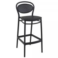 Marcel Bar Stool Black ISP269-BLA