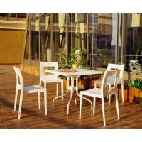 Forza Square Folding Table 31 inch ISP770 - 5