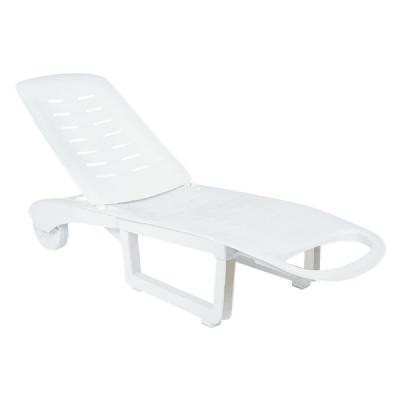 Sundance Pool Chaise Lounge ISP080-WHI