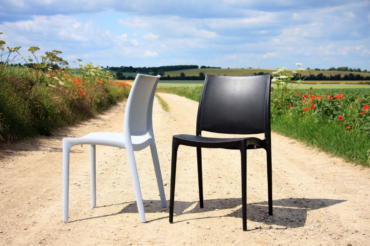 Maya Dining Chair Silver ISP025-SIL - 31