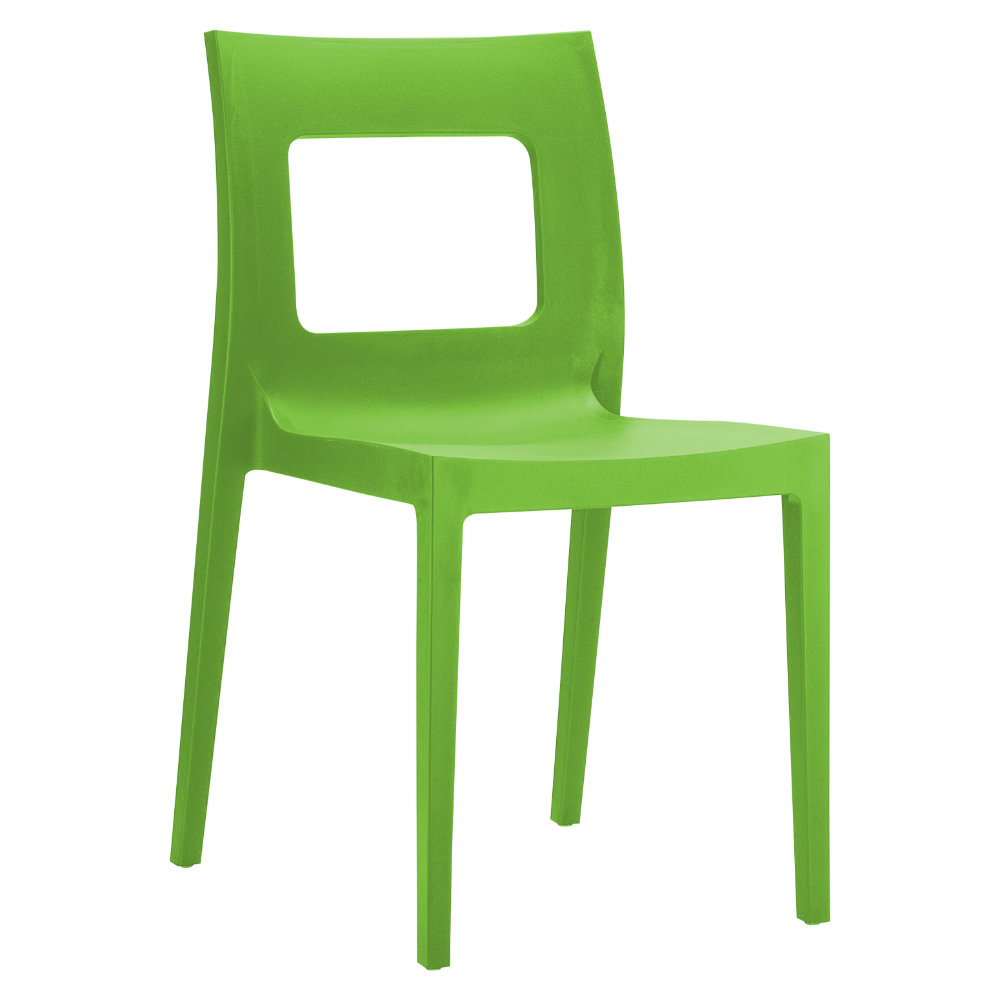 Lucca Dining Chair Tropical Green ISP026-TRG